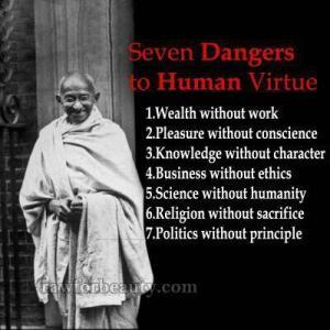 Seven Dangers